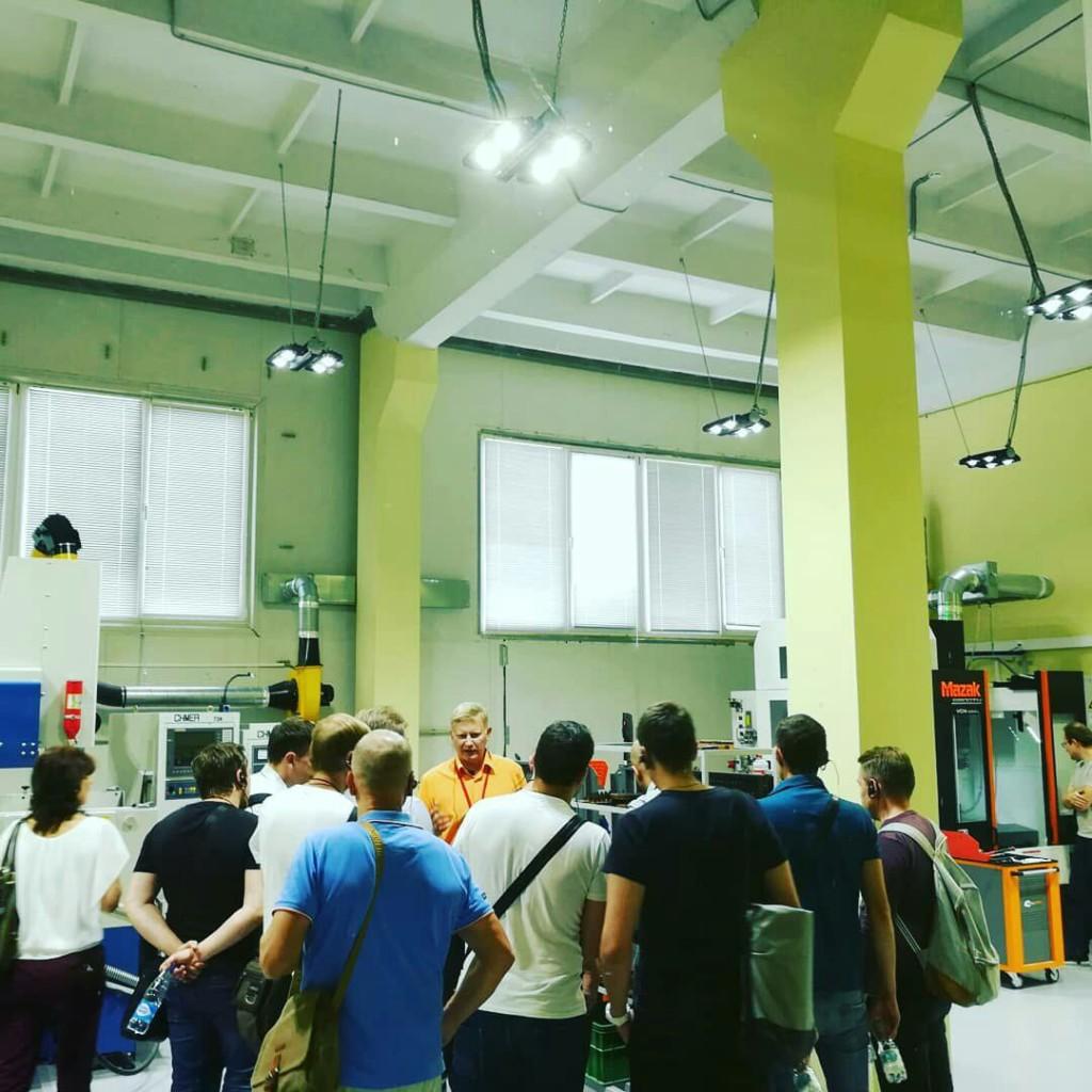 ГК «Светконсалт» провела обучение для своих новых франчайзи
